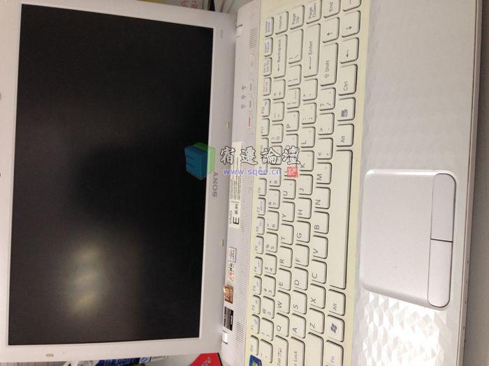 索尼笔记本电脑 笔记本电脑 vpcek 111t