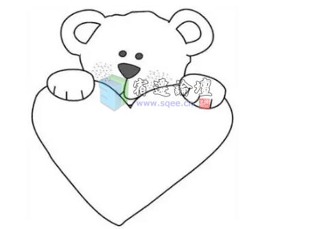 【精选】60张简单有趣的宝宝填色画(可打印)